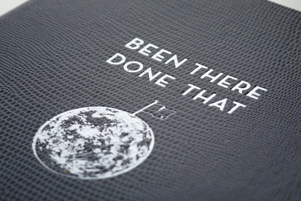 BEEN THERE DONE THAT - COSMIC NOTEBOOK
