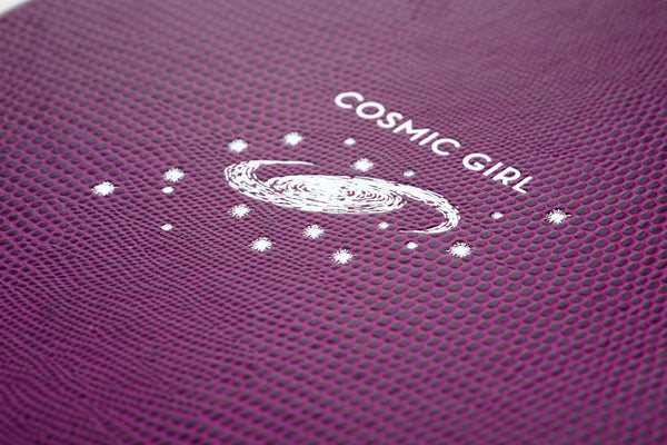 COSMIC NOTEBOOK NO°17 - COSMIC GIRL