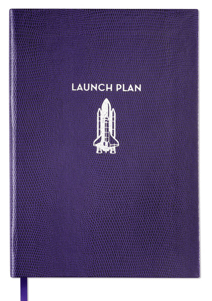 LAUNCH PLAN - COSMIC NOTEBOOK