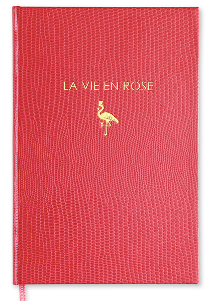 LA VIE EN ROSE - POCKET NOTEBOOK