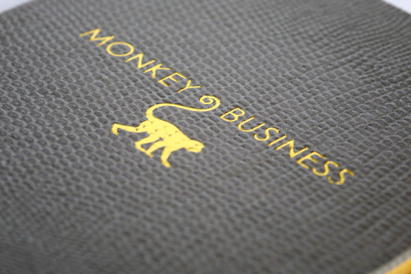 Monkey Business - POCKET NOTEBOOK