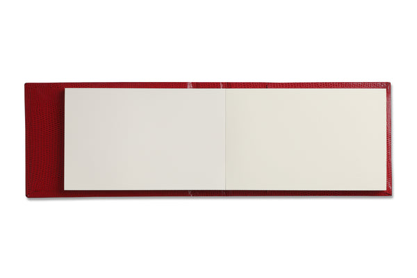 Moments of Genius Notepad - Red
