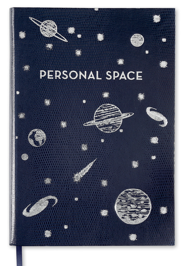COSMIC NOTEBOOK NO°18 - PERSONAL SPACE