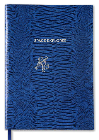 SPACE EXPLORER - COSMIC NOTEBOOK