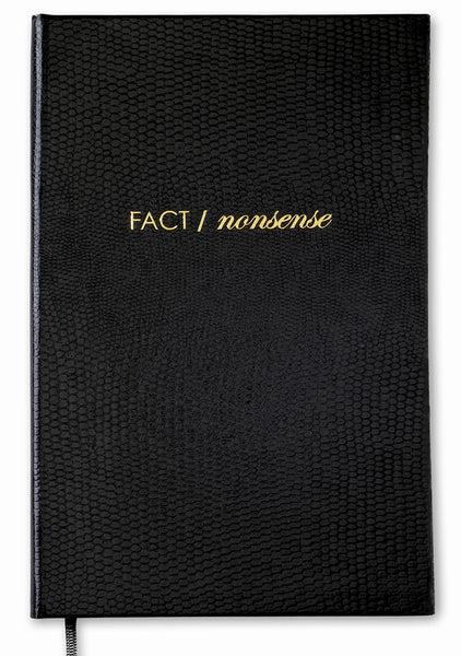 FACT/NONSENSE - POCKET NOTEBOOK