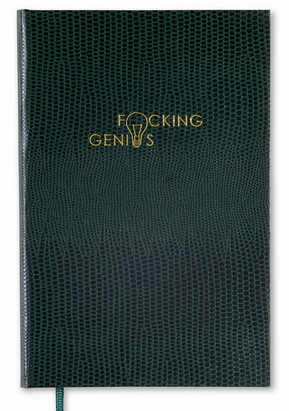 F*cking Genius - POCKET NOTEBOOK
