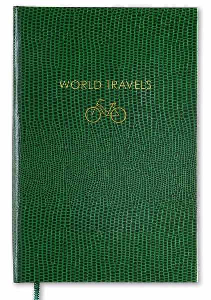 WORLD TRAVELS - POCKET NOTEBOOK