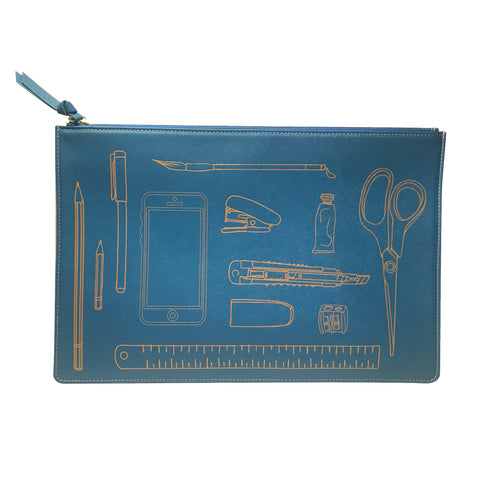 Mobile Office - Large Clutch Pouch