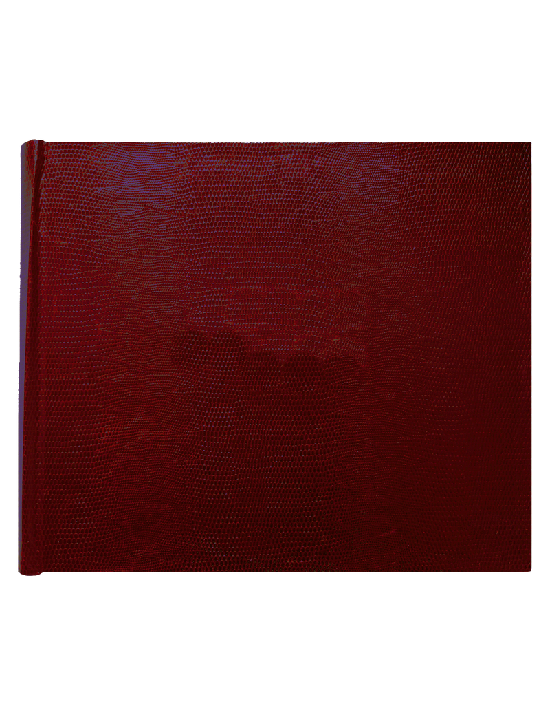 PHOTO ALBUM -  BURGUNDY