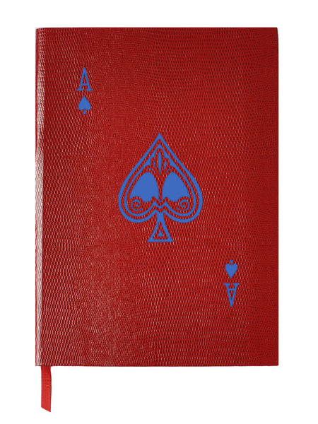 Ace it! Small Red Notebook