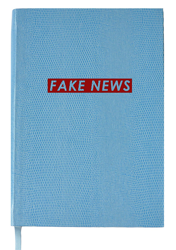 NOTEBOOK NO°51 - FAKE NEWS