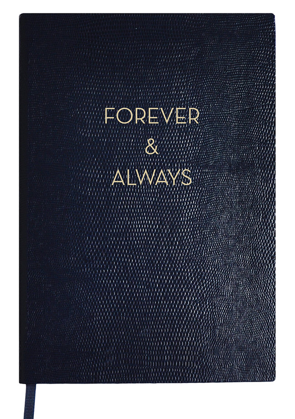 NOTEBOOK NO°105 - FOREVER AND ALWAYS