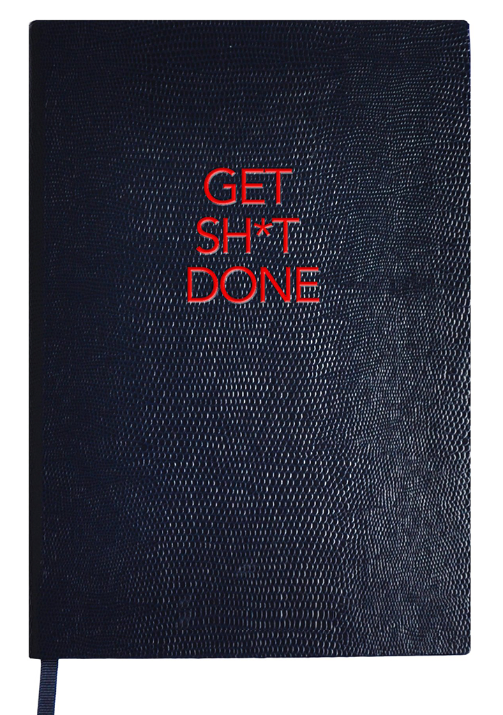 NOTEBOOK NO°76 - GET SH*T DONE