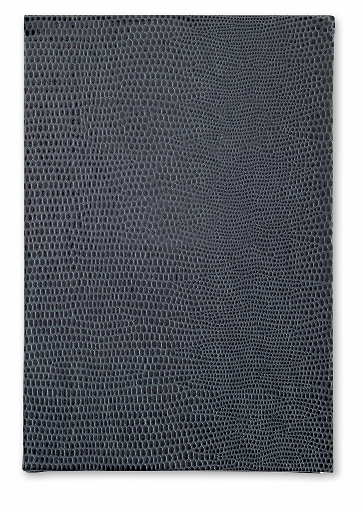 REFILLABLE NOTEPAD - GREY