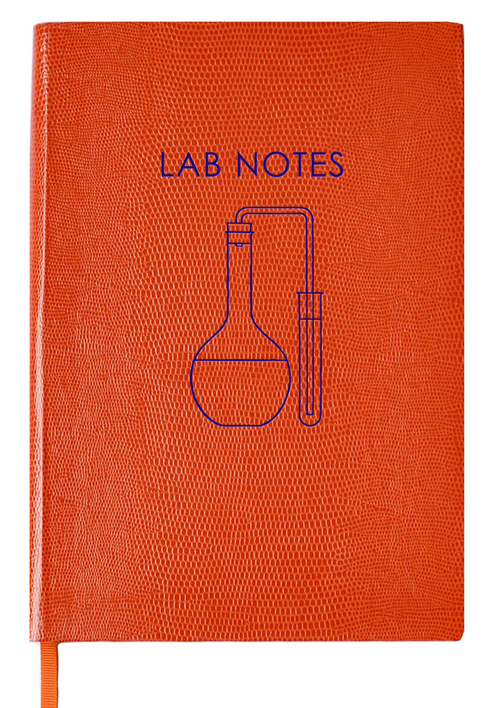 NOTEBOOK NO°61 - LAB NOTES