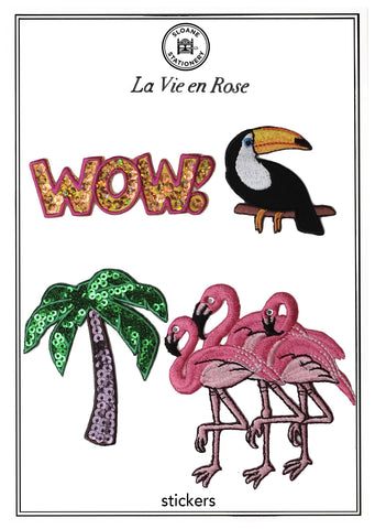 LA VIE EN ROSE - STICKERS