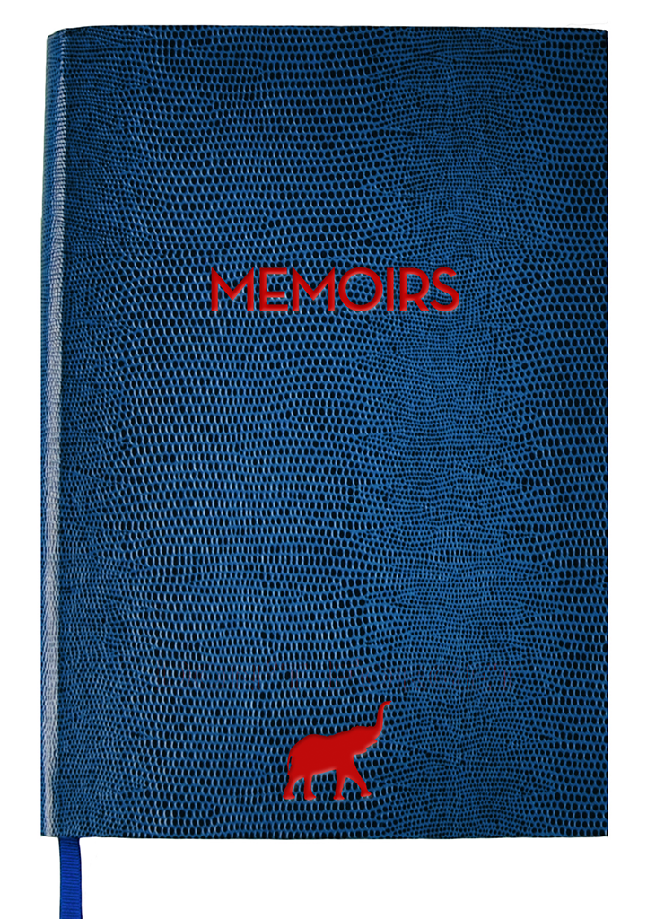 NOTEBOOK NO°64 - MEMOIRS
