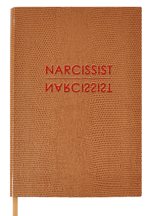 NOTEBOOK NO°59 - NARCISSIST