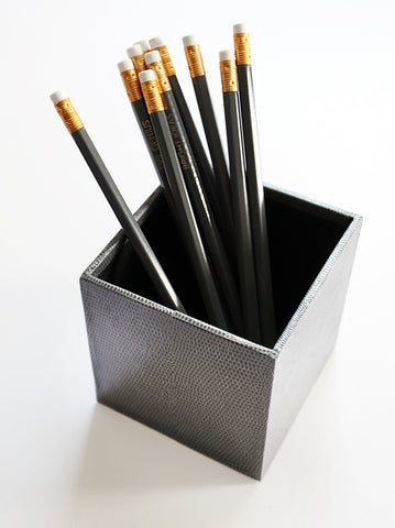 Pen Pot - Grey