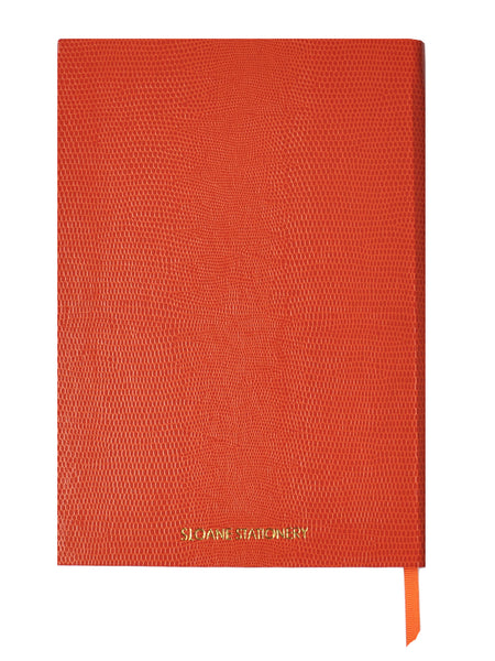 Ace it! Small Orange Notebook