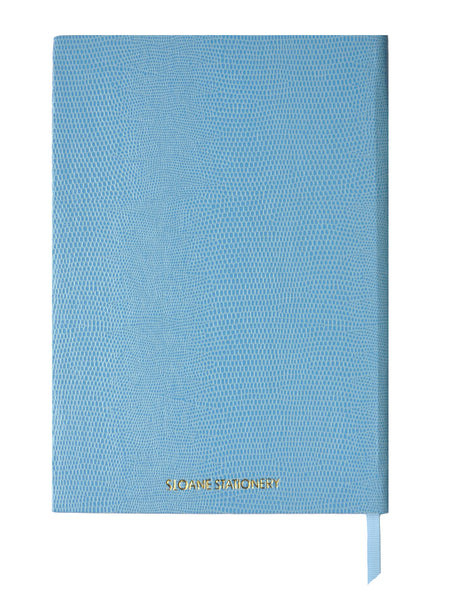 Ace it! Small Powder Blue Notebook