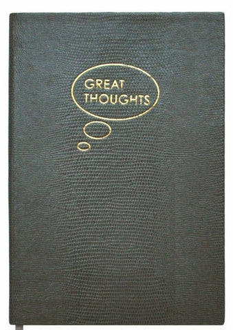 GREAT THOUGHTS - NOTEBOOK