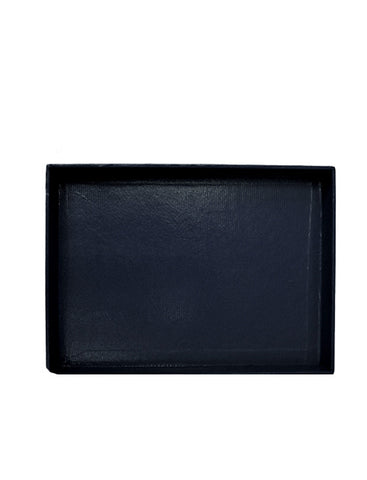 Desk Tray - Navy Medium
