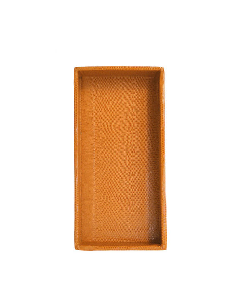 Desk Tray - Cognac Small
