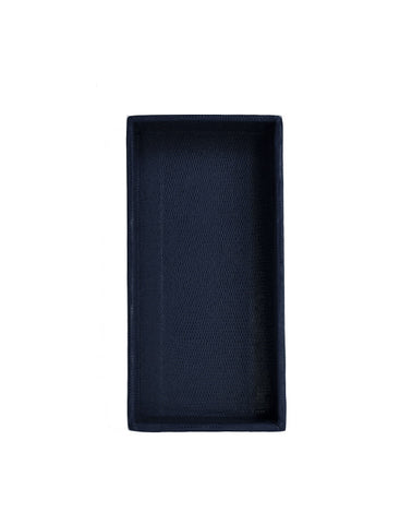 Desk Tray - Navy Small