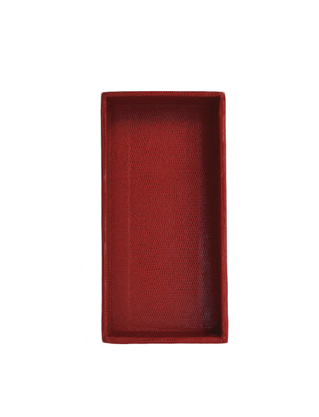 Desk Tray - Red Small