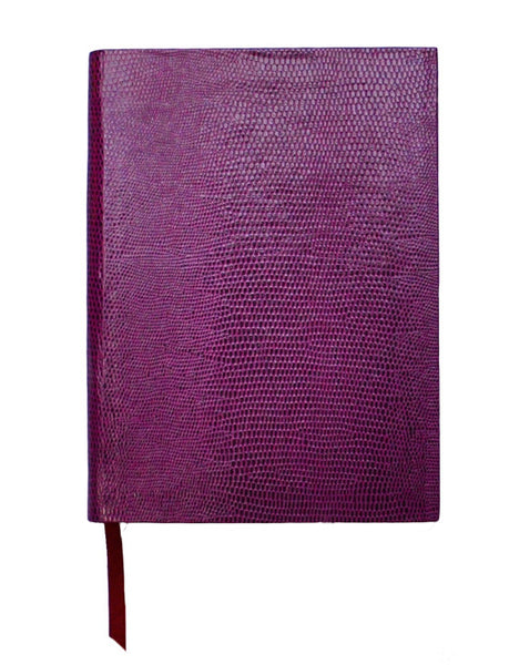 SMALL PLUM NOTEBOOK