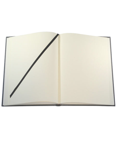 LARGE CHARCOAL NOTEBOOK