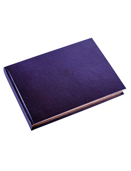 Personalised Guest Book PURPLE