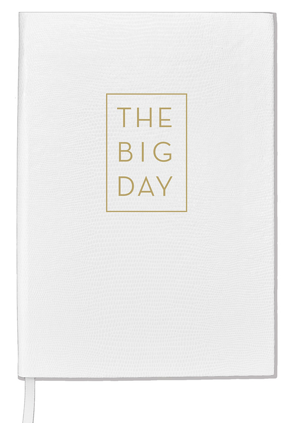 NOTEBOOK NO°106 - THE BIG DAY