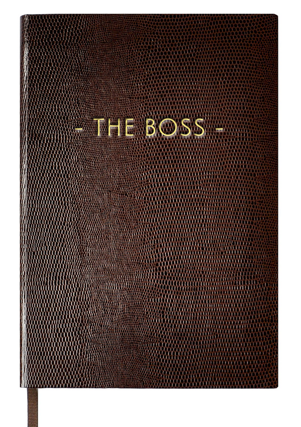 NOTEBOOK NO°1 - THE BOSS