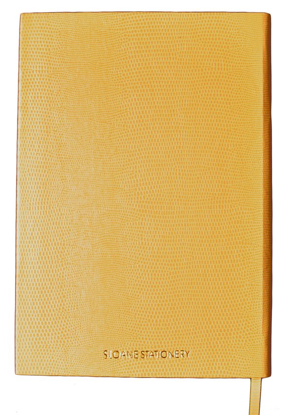 NOTEBOOK - YELLOW