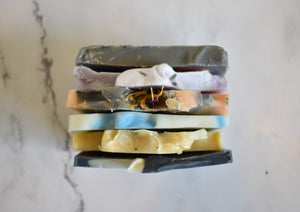 Bits and Pieces: Soap Sampler Pack