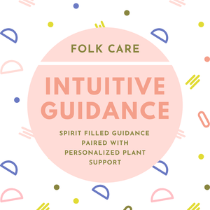 Intuitive Guidance + Personalized Plant Support