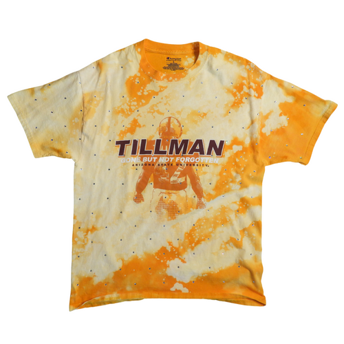 BLEACHED BLING TEE