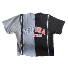 Load image into Gallery viewer, UNIVERSITY OF ARIZONA DOUBLE ZIP TEE