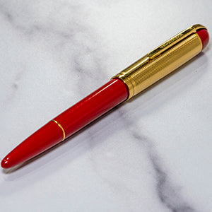 Wahl Eversharp Skyline FP speed red - The iconic SKYLINE created by Henry Dreyfus in 1939