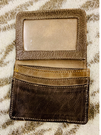 "Bed Stu ""Jeor"" Unisex Wallet"
