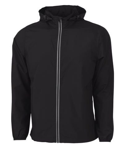 Charles River Full Zip Pack N Go Jacket