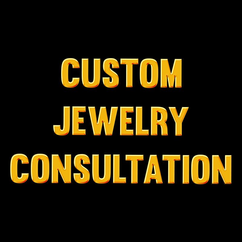 Craft Custom Design your Own Jewelry Consultation