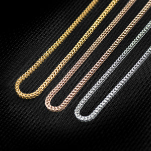 Gold Franco Chain 3mm