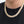 Load image into Gallery viewer, Prong Cuban Link Choker (12mm) in Yellow Gold