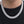 Load image into Gallery viewer, Prong Cuban Link Choker (12mm) in White Gold