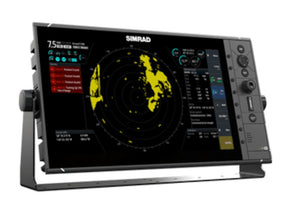 "R3016,RADAR CONTROL UNIT,16"" Dedicated control unit, with an integrated 16-inch widescreen display, for Simrad radar systems."