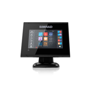 GO5 XSE,AUS/NZ NAV+ CARD 5-inch chartplotter navigation display with Navionics+ charts for Australia and New Zealand.