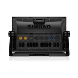 SIMRAD NSS evo3 12-inch display with GPS, sounder, Wi-Fi & HDMI out. Includes world basemap.